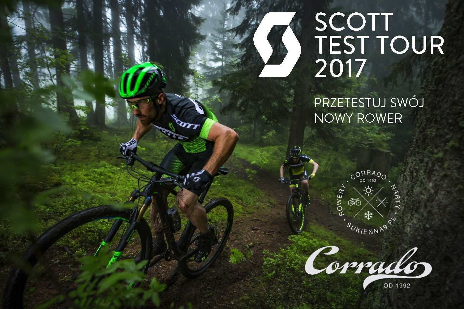 Scale ActionImage 2017 BIKE SCOTT Sports 16