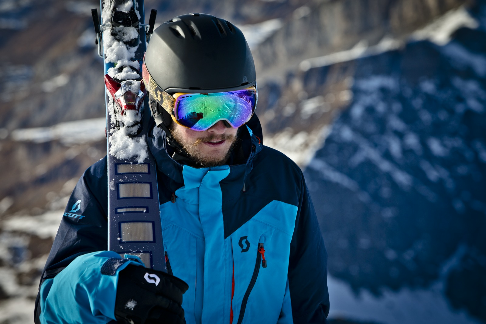 Engelberg Action Image AW 16 WINTERSPORTS SCOTT Sports 103